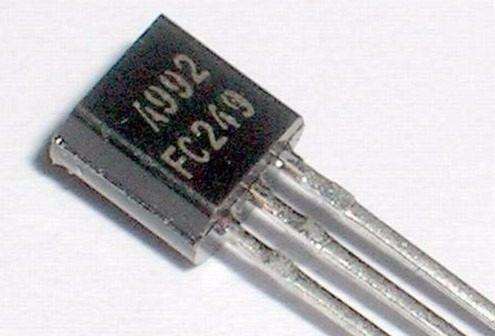 transistor 2sa992f a992f 2sa992 ksa992f ksa992 to-92