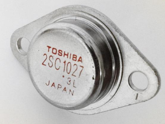 Halbleiter & Aktive Elemente C1027 Transistor 2SC1027-2SC 1027