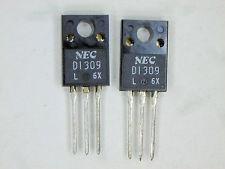 2SD1309 Original New NEC Silicon NPN Epitaxial Transistor D1309