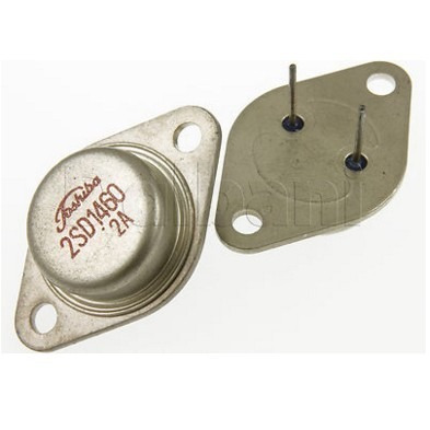 transistor 2sd1460 d1460 to-3 toshiba japon