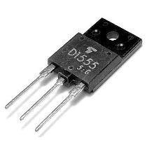 transistor 2sd1555 d1555 salida horizontal