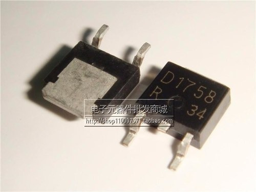 transistor 2sd1758 d1758 2s 1758 32v 2a