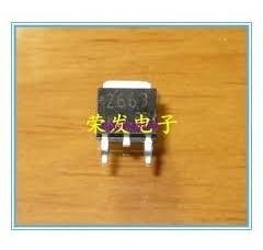 transistor 2sk2663 superfice to-252 original