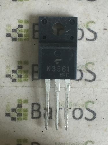 transistor 2sk3561 - k3561 - to220 - 500v 8a - original