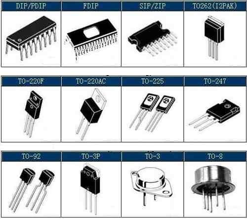 transistor 41501 pnp silicio audio / chaveamento / estágios