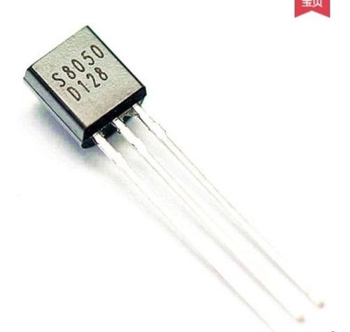 transistor 8550 y 8050