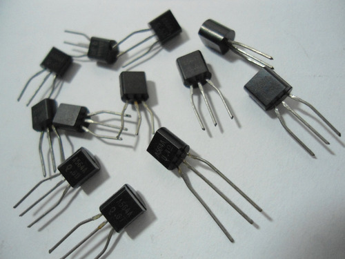 transistor / a564 - embalagem com 10 unidades