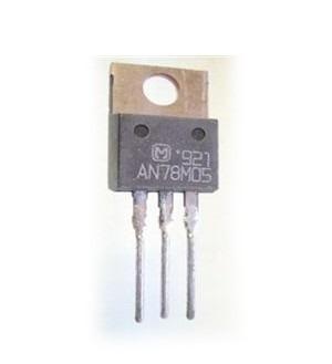 transistor an78m05 to126-4 nuevos