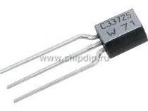 transistor bc 337-25 prata original -philips bc337 pct 10pçs