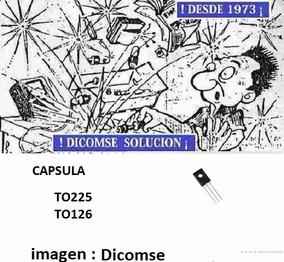 2SC2071  TRANSISTOR TO-126
