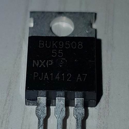 transistor buk9508-55a buk9508-55b buk9508 125a 55 v to-220