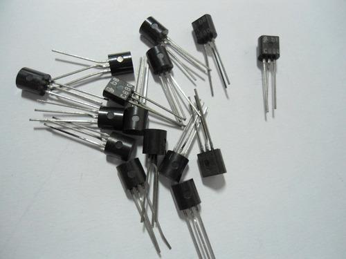 transistor/ c880 - embalagem com 10 unidades