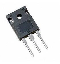 transistor com peças