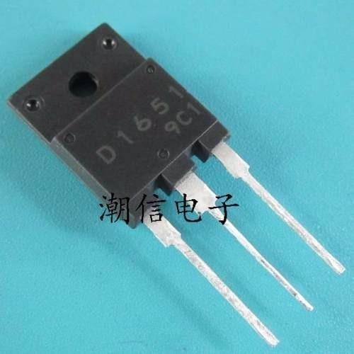 transistor d1651 2sd1651 nuevos
