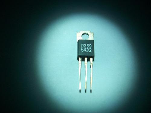 transistor d359