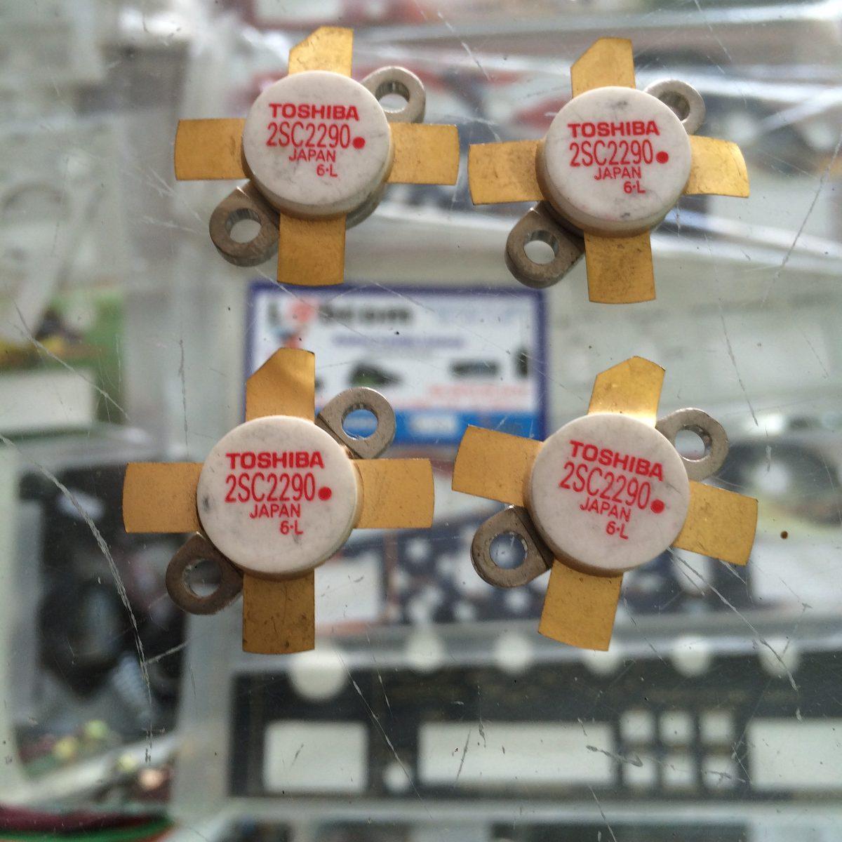 Transistor De Potencia Cb Radio Amplificador Y Radios Hf - $ 2,500 00