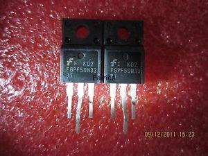 transistor fgpf50n33bt