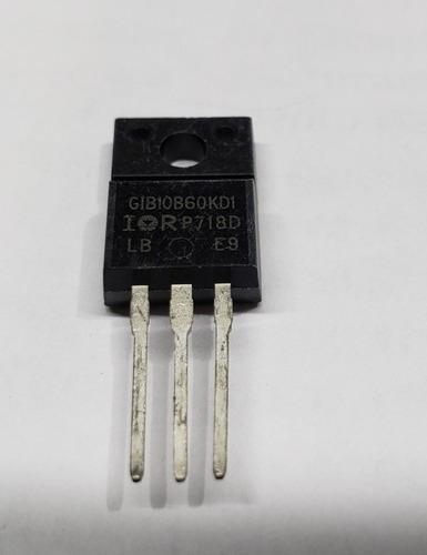 transistor gib10b60kd1