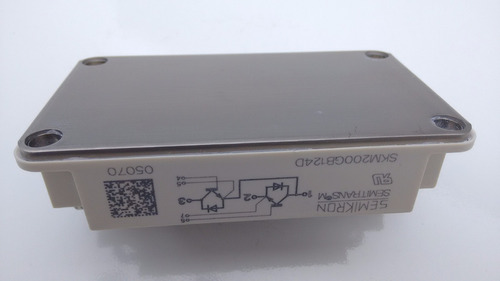 transistor igbt 200a/1200v