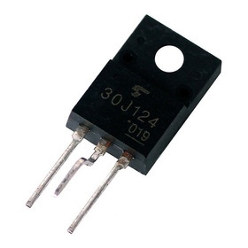 Transistor Igbt 30j124 N-channel 600v 30a To-220