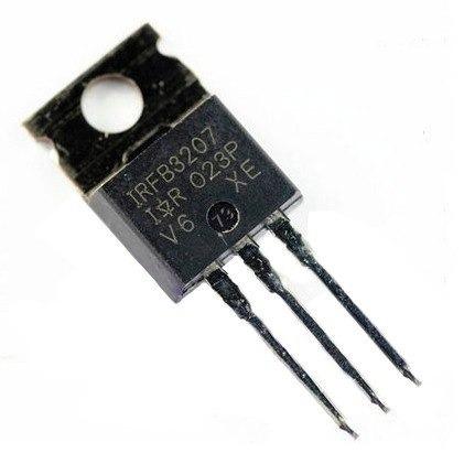 transistor irfb3207 irfb3207pbf 75 v 3.6 m 180a nuevos