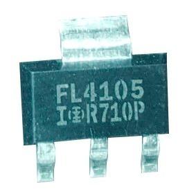 transistor irfl4105pbf irfl4105 mosfet n-ch 55v 3.7a sot-223