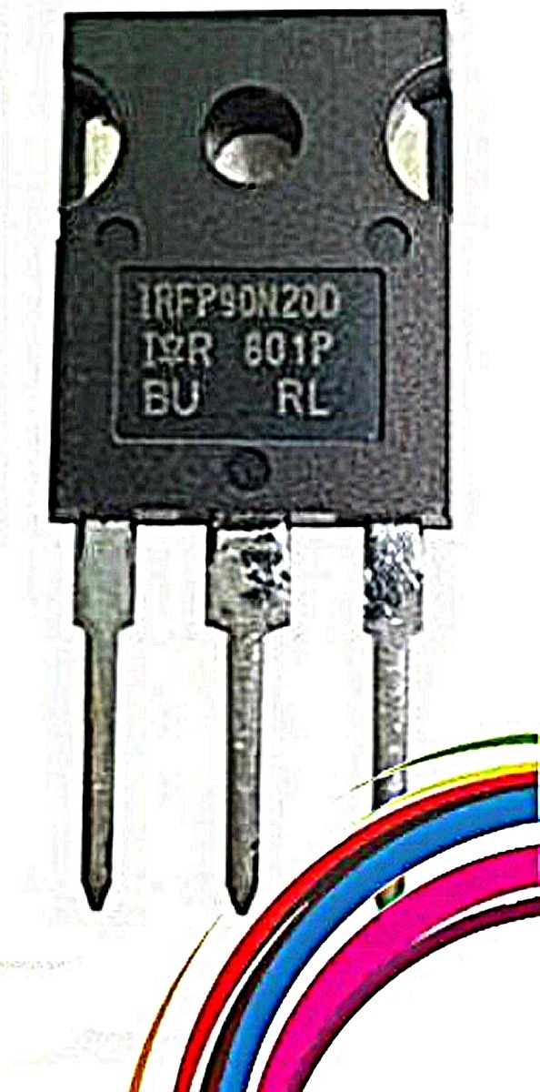 IRFP90N20D Transistor N-MOSFET 200V 94A 580W TO247AC