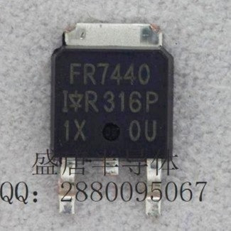 transistor irfr7440 7440 to-252 mosfet smd