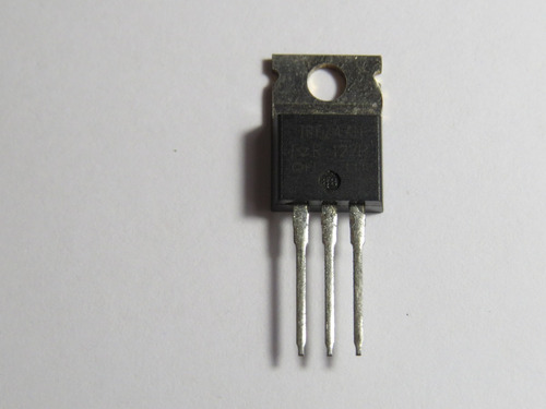 transistor irfz44n - original - 1 peça