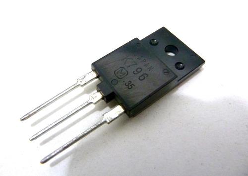 transistor japonés 2sk796