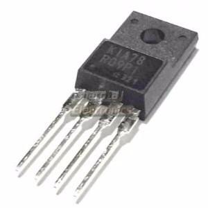 transistor kia78r09 78r09 to220-4 nuevos