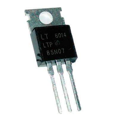 transistor ltp85n07 85n07 to-220 nuevos