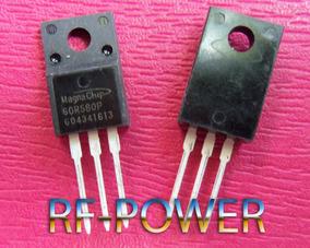 Transistor Mosfet 60r580p Ipa60r580p 60r580 To220f Original