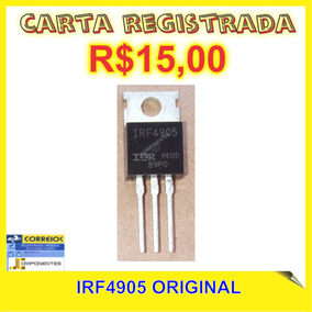 Transistor Mosfet - Irf4905pbf - Irf4905 - Irf4905l - 4905s