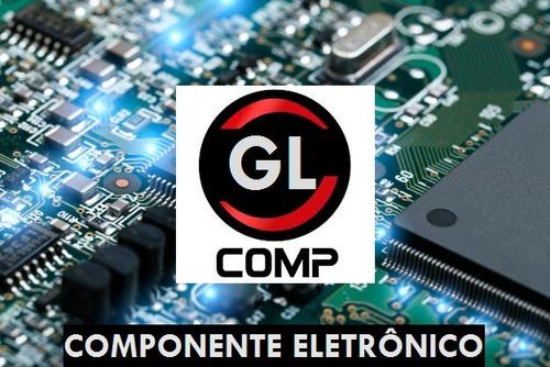 transistor mosfet irf740 ch n to-220 kit c/ 10 peças - carta
