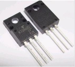 Transistor Mosfet K10a60d K10a60 (600v  10a) To220 Original