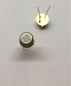 Transistor Mrf237 Mrf 237 Motorola Rf Power 4 W 12,5v 175mhz