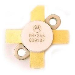 transistor mrf255 255 mosfet motorola original nuevos