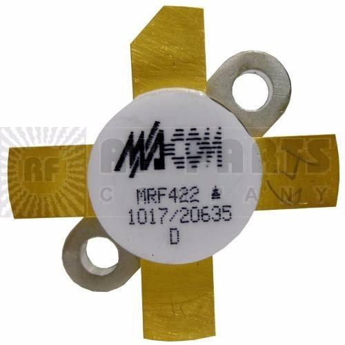 transistor mrf422 150w 30mhz 28v nuevos