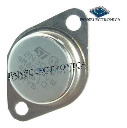 transistor potencia 2n3055 15a 60v npn af amp audio