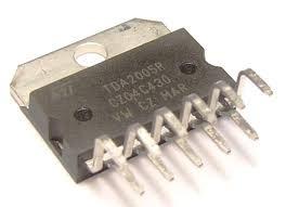 transistor tda2005