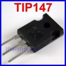 transistor tip 147 novo