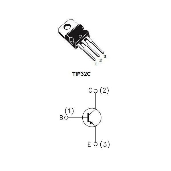 Transistor Tip31tip32