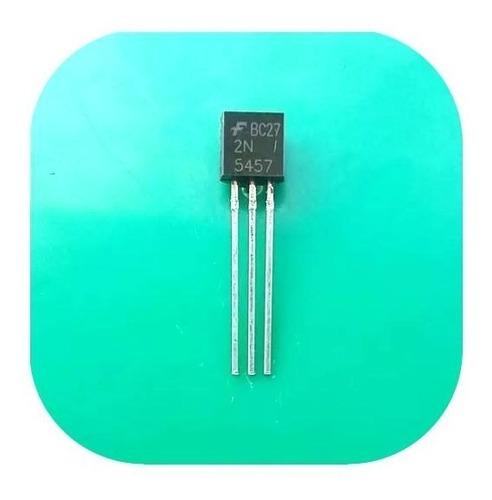 transistor to-92 2n5457 # kit c/ 5 peças