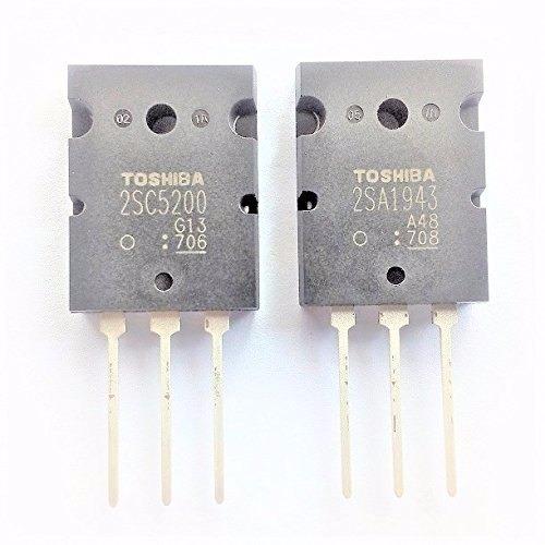 transistor 2sc5200 toshiba