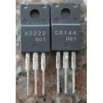 transistores a2222 / c6144 para reparar tarjetas epson