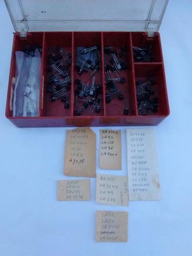 transistores antiguos x30