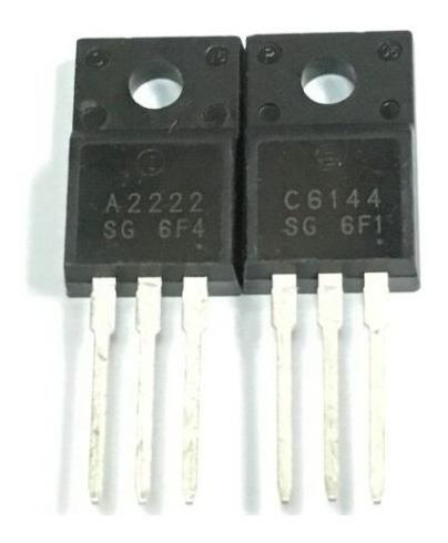 transistores c6144 a2222 epson (pacote com 30 pares)