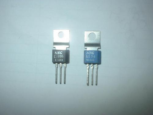 transistores de saida  2sa634 2sc1096