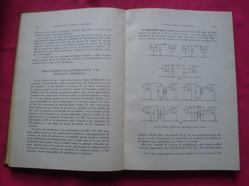 transistores en radio y television - milton kiver